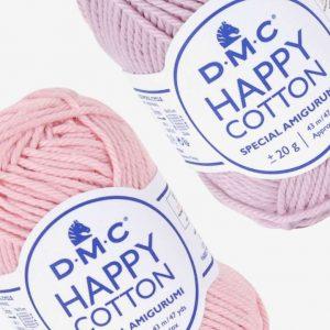 dmc happy cotton siulai medvilnes siulai akcija
