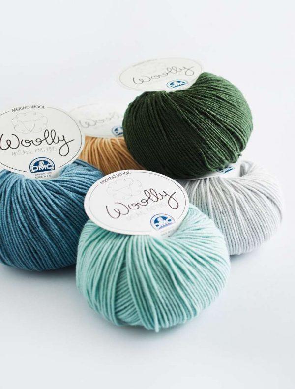 dmc wooly mezgimo siulai merino vilnos siulai kaina ispardavimas