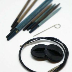 Lykke valas prisukamiems virbalams valas mezgimo virbalams mezgimo priemones
