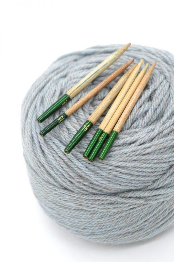 lykke grove mezgimo virbalai prisukami bambukiniai virbalai trumpi gera kaina