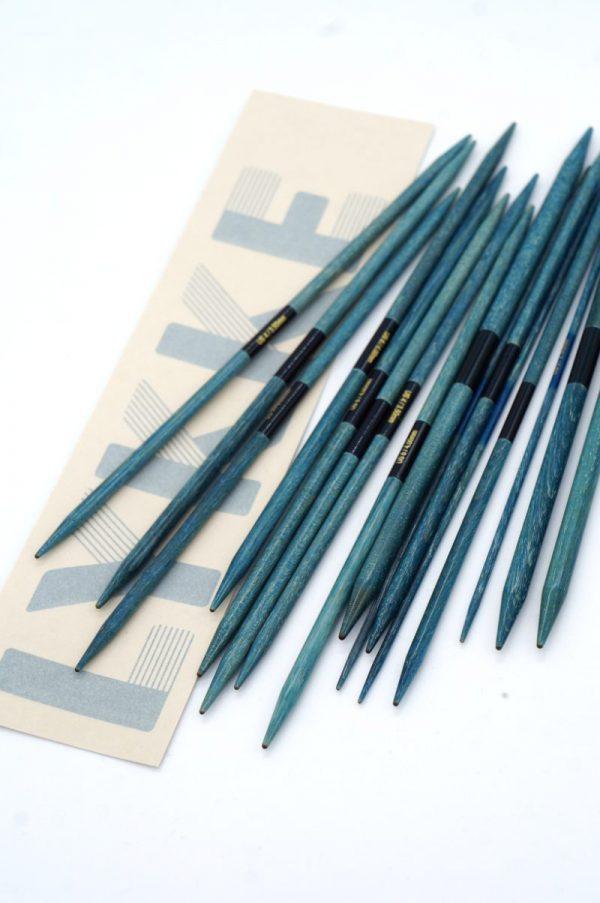 lykke indigo virbalai kojinems mezgimo virbalai mediniai virbalai gera kaina