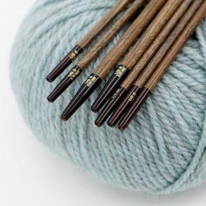 lykke umber mezgimo virbalai prisukami virbalai mediniai virbalai mezgimo priemones