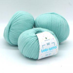 mezgimo siulai lana gatto baby soft merino vilna akcija 8387