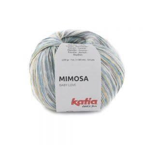 302 katia mimosa medvilniniai siulai