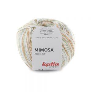 303 katia mimosa medvilnes siulai kaina