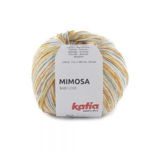 304 medvilnes siulai mezgimui katia mimosa kaina