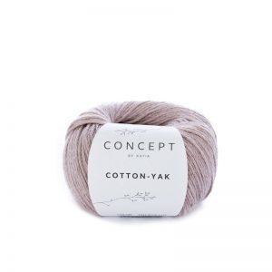 jakas vilna siulai katia cotton yak 108